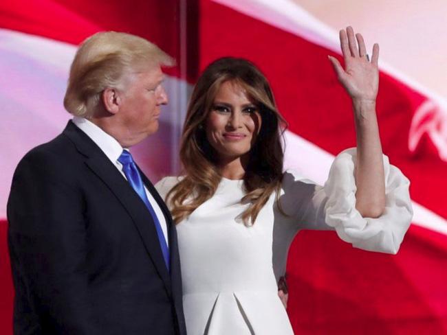 Nhiều người lo lắng khi nhìn thấy những hình ảnh này của Đệ nhất phu nhân Mỹ Melania Trump - Ảnh 6.