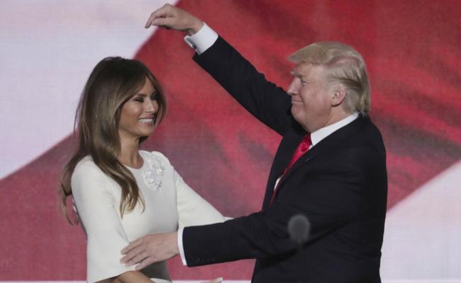 Nhiều người lo lắng khi nhìn thấy những hình ảnh này của Đệ nhất phu nhân Mỹ Melania Trump - Ảnh 8.
