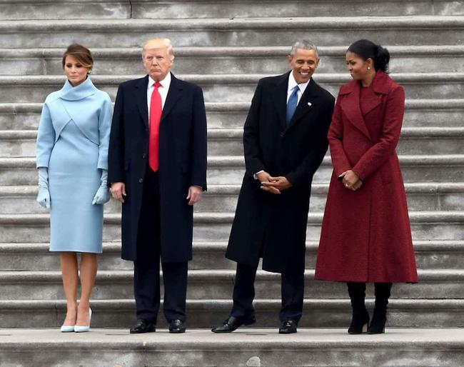 Nhiều người lo lắng khi nhìn thấy những hình ảnh này của Đệ nhất phu nhân Mỹ Melania Trump - Ảnh 2.