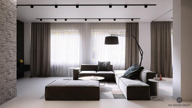 """Hai căn hộ diện tích nhỏ dưới 50m² cho vợ chồng trẻ khiến người xem phải """"ghen tị"""" - Ảnh 14."""