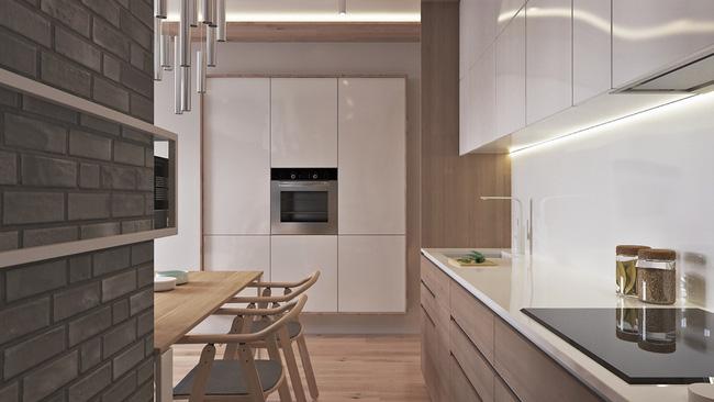 """Hai căn hộ diện tích nhỏ dưới 50m² cho vợ chồng trẻ khiến người xem phải """"ghen tị"""" - Ảnh 6."""