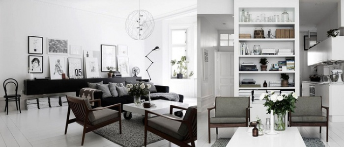 """Scandinavian đích thị là phong cách mà bạn đang tìm kiếm """"mòn mỏi"""" cho không gian phòng khách - Ảnh 9."""