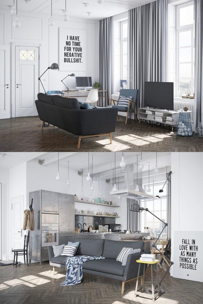 """Scandinavian đích thị là phong cách mà bạn đang tìm kiếm """"mòn mỏi"""" cho không gian phòng khách - Ảnh 12."""