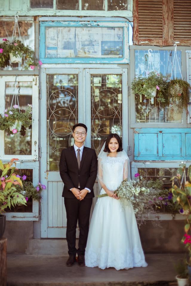 Chỉ cần yêu nhau thật nhiều thì ảnh cưới chụp ở... vườn rau cũng khiến người ta xuýt xoa - Ảnh 36.