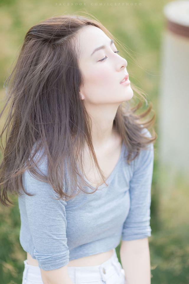 """Nàng mặt """"bánh bao"""" nên để kiểu tóc nào để khiến mình trông xinh nhất?"""