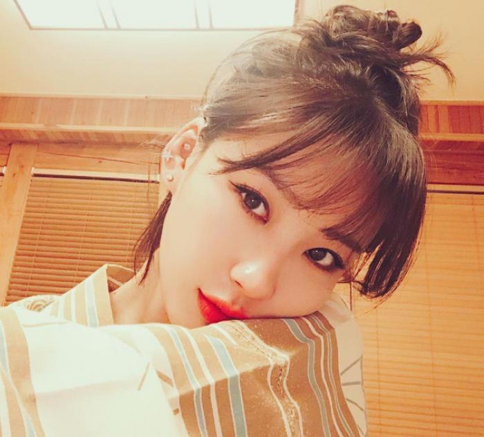 Xu hướng sexy có lên ngôi thì con gái châu Á vẫn kết 4 kiểu tóc mái cute siêu cấp này - Ảnh 19.