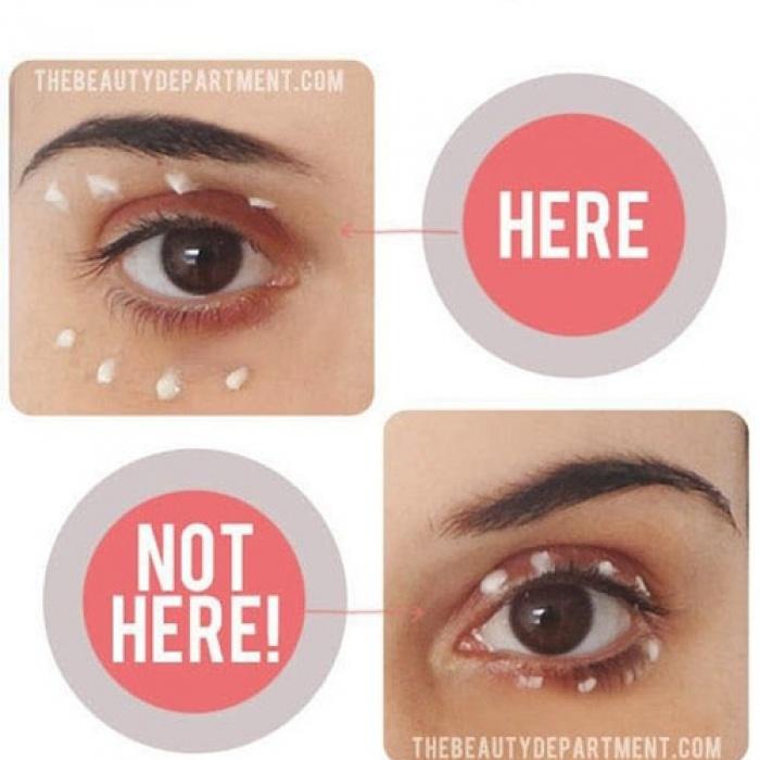 Kem dưỡng cho vùng da quanh mắt và những lưu ý quan trọng không thể bỏ qua