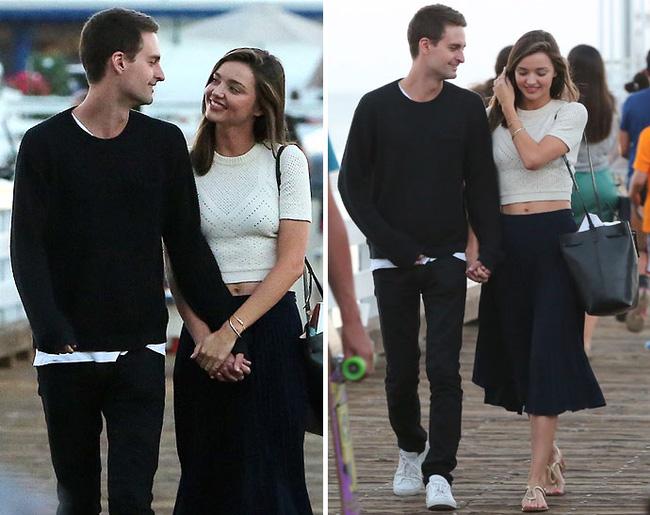 Miranda Kerr vẫn chưa chung chăn gối với bạn trai tỷ phú sau gần 2 năm hẹn hò