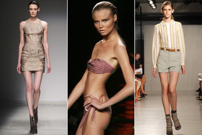 Ăn bông gòn để sống - cơn ác mộng của những người mẫu mong muốn giữ vóc dáng siêu gầy - Ảnh 4.