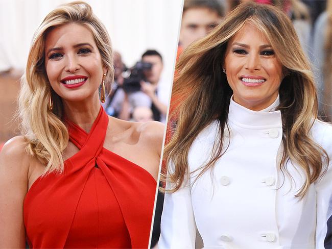 Mối quan hệ thực sự của Đệ nhất phu nhân Trump và con gái riêng của chồng - Ảnh 6.