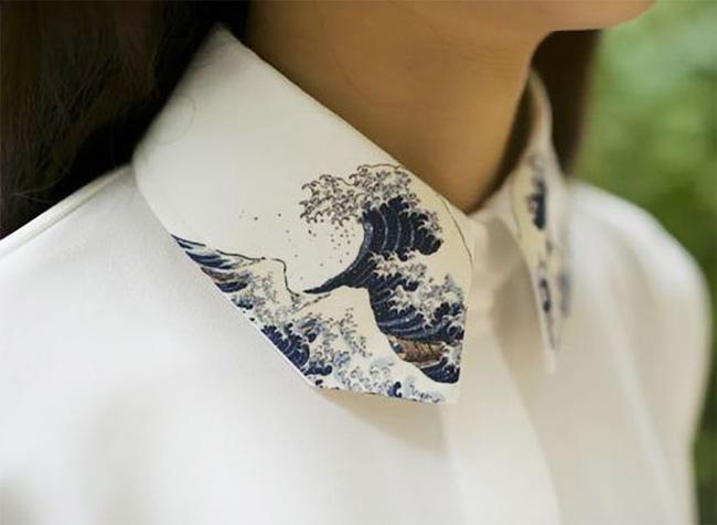 10 gợi ý cổ áo sơ mi độc - đẹp - lạ dành cho các bạn nữ - Ảnh 1.