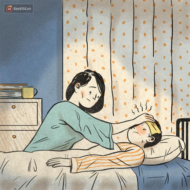 Mẹ là người luôn yêu con từ những điều nhỏ nhất!