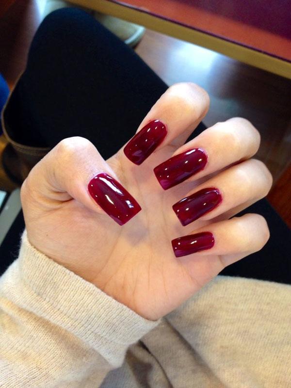 Gợi ý 7 kiểu móng tuyệt đẹp phù hợp với từng dáng tay của bạn gáibestie-7-dang-mong-tay
