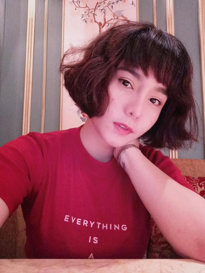 """Quỳnh Anh Shyn bỗng cắt tóc """"tiên nữ cử tạ"""" siêu xinh, lăng xê xu hướng tóc bob"""