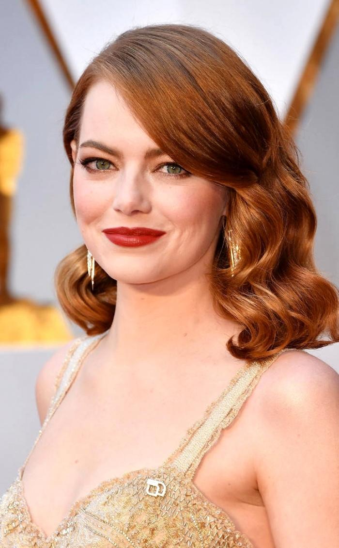 Oscar 2017 đã qua nhưng các tín đồ làm đẹp vẫn rần rần vì màu son của Emma Stone, và màu son đó là... - Ảnh 2.