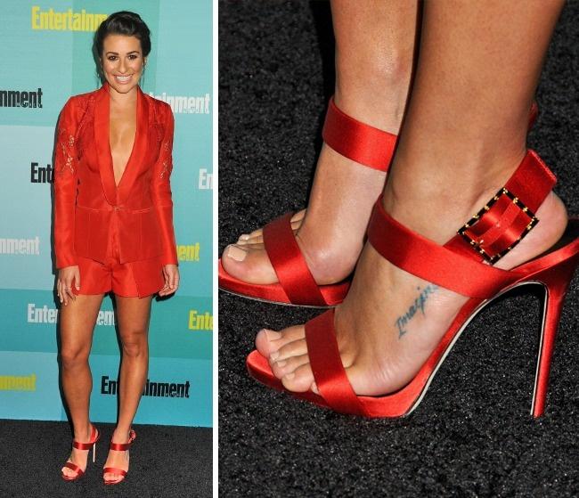 Các mỹ nhân Hollywood thường đi giày dép rộng hơn so với cỡ chân của mình, và đây là lý do