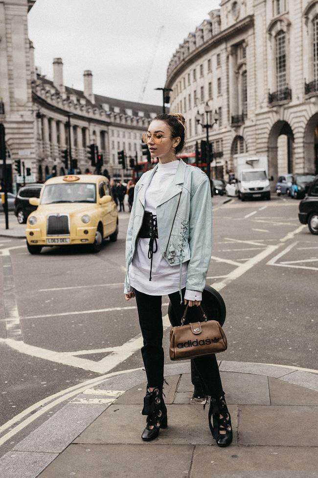Ngắm street style của giới trẻ thế giới, bạn nhất định sẽ nâng tầm được cho công cuộc mix&match của mình - Ảnh 11.