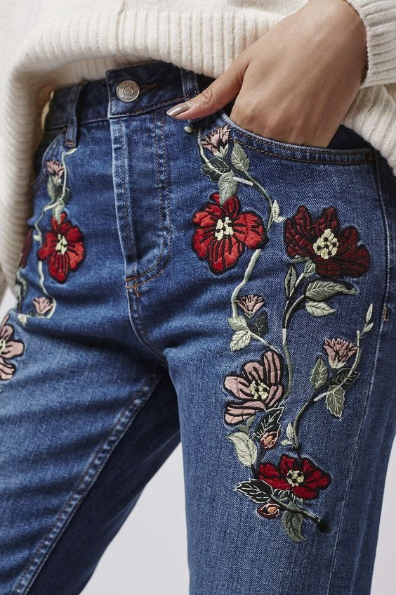Những kiểu quần jeans nhìn là mê nhất định phải sắm ít nhất 1 cái