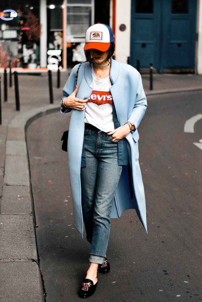 Ngắm street style của giới trẻ thế giới, bạn nhất định sẽ nâng tầm được cho công cuộc mix&match của mình - Ảnh 12.