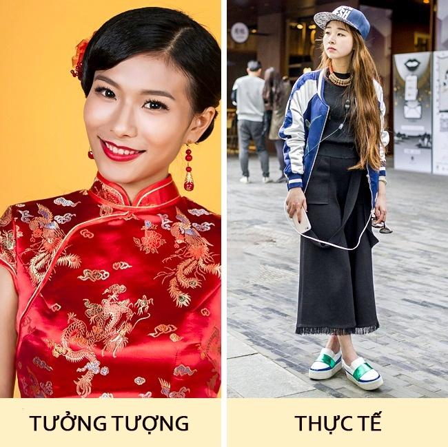 Sự thật về phong cách thời trang của phụ nữ các nước