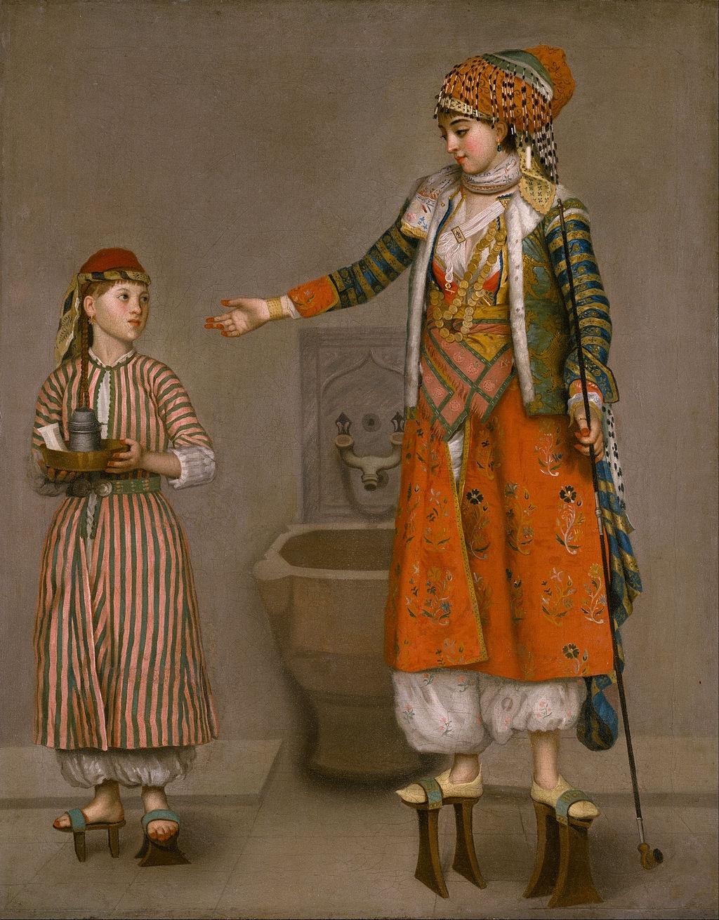 """""""Cạn lời"""" với những phương pháp làm đẹp kinh dị của phụ nữ thời xưa"""