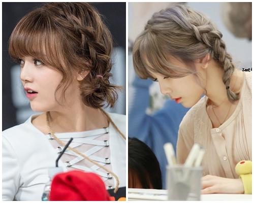 Những kiểu tóc chỉ tốn 5 phút đã giúp nàng đẹp hơn ở bất cứ nơi đâu