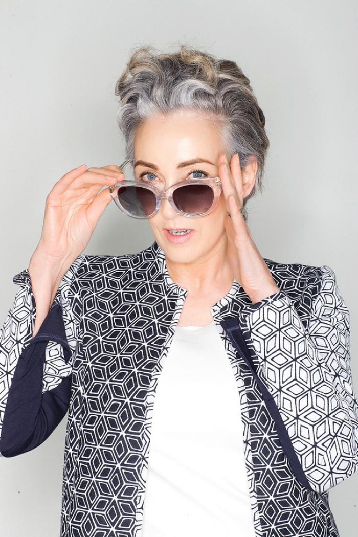 Xem chùm ảnh quảng cáo nội y của người mẫu U60 này, hẳn nàng nào cũng ước mình về già cũng được sexy như vậy - Ảnh 9.