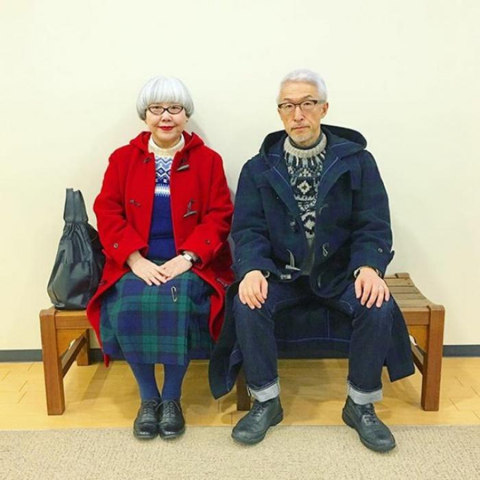 """Cặp đôi siêu cute luôn mặc """"tông xuyệt tông"""" chất lừ 37 mùa yêu"""