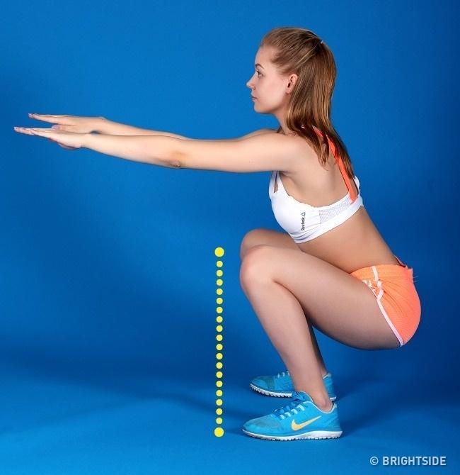 Mông nở, chân thon chỉ mất 20 phút mỗi ngày với 9 động tác này