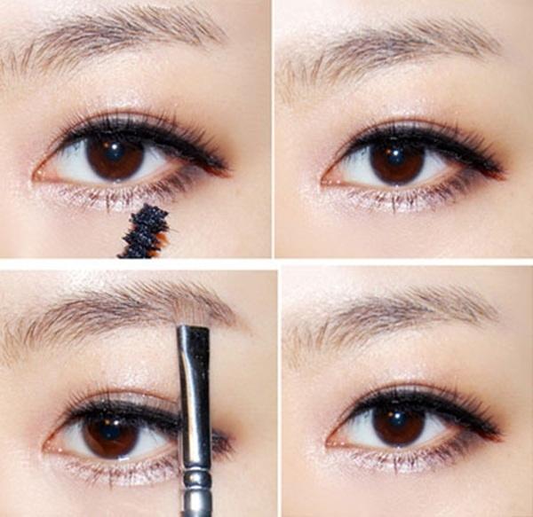 Cách trang điểm mắt tự nhiên cho những cô nàng yêu sự đơn giản