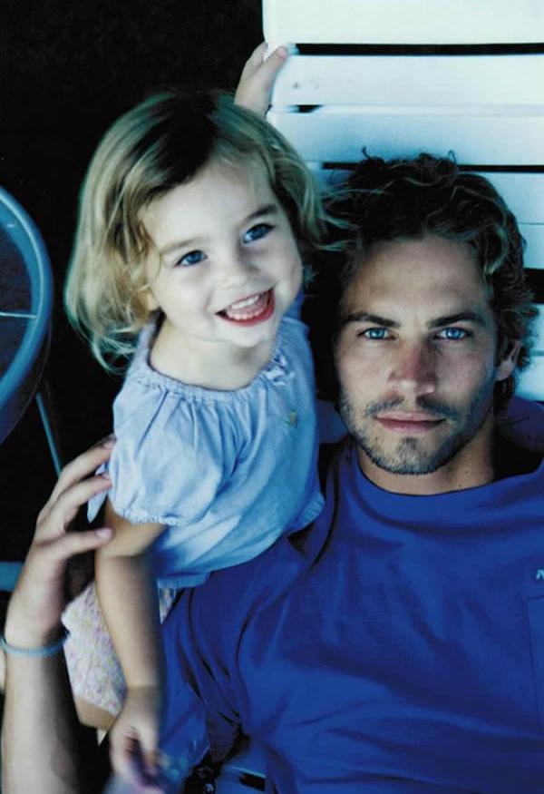 Con gái tài tử Paul Walker giờ đã thành thiếu nữ 18 tuổi xinh đẹp, gợi cảm
