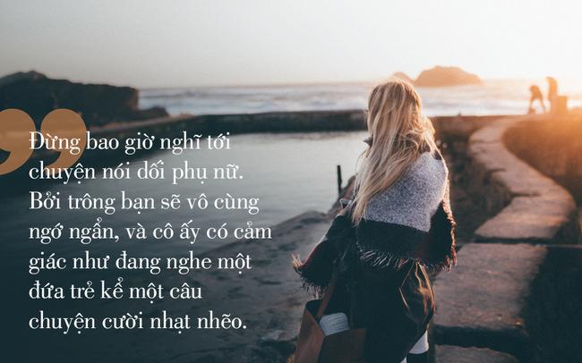 15 nguyên tắc để yêu thương phụ nữ mà đàn ông nhất định phải biết - Ảnh 27.