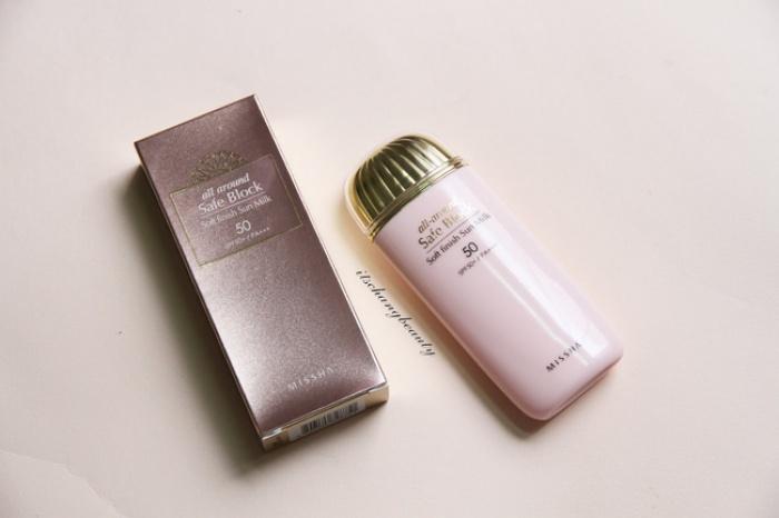 6 dòng kem của Hàn vừa chống nắng tốt vừa tạo hiệu ứng láng mịn cho làn da
