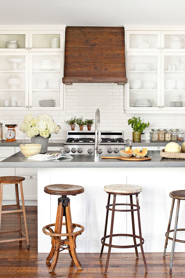19 ý tưởng tuyệt vời về đảo bếp giúp phòng bếp nhà bạn đẹp hút hồn - Ảnh 8.