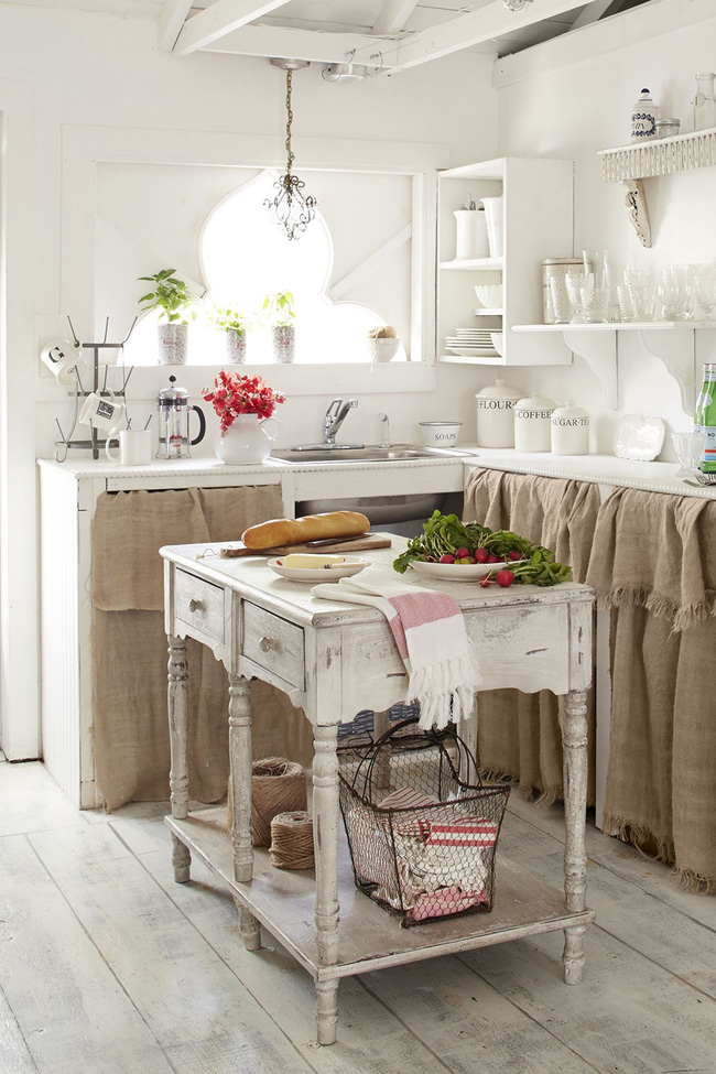 19 ý tưởng tuyệt vời về đảo bếp giúp phòng bếp nhà bạn đẹp hút hồn - Ảnh 1.