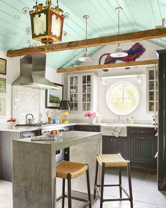 19 ý tưởng tuyệt vời về đảo bếp giúp phòng bếp nhà bạn đẹp hút hồn - Ảnh 19.