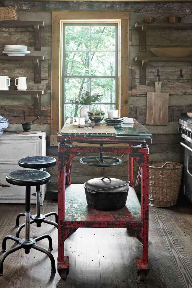 19 ý tưởng tuyệt vời về đảo bếp giúp phòng bếp nhà bạn đẹp hút hồn - Ảnh 9.