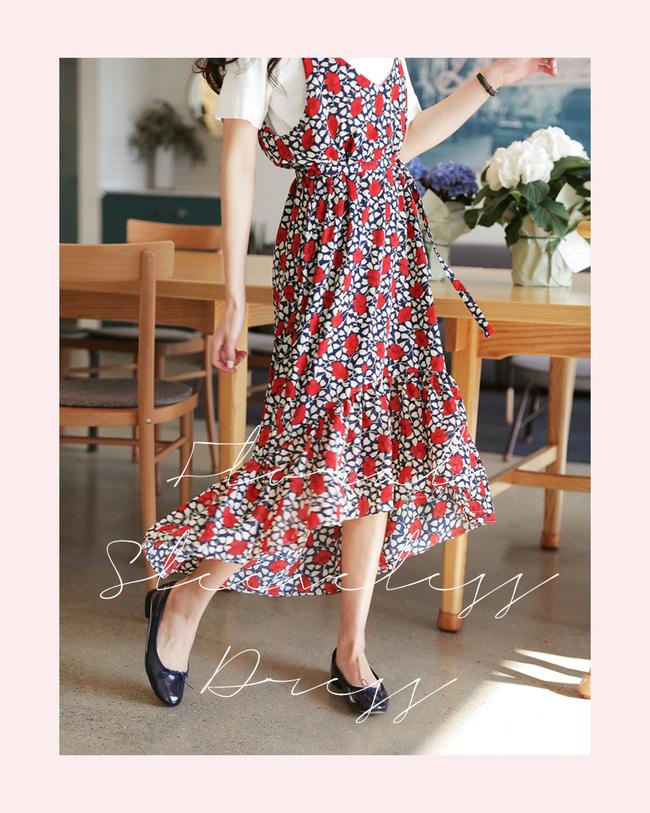 Mùa mặc váy hoa lại đến, update ngay xem trend váy hoa năm nay có gì hot