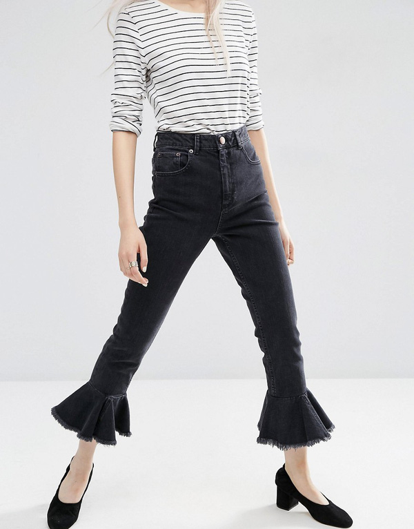 Những mẫu quần jeans sẽ làm mưa làm gió mùa Xuân/Hè 2017 này, bạn đã tìm hiểu chưa?