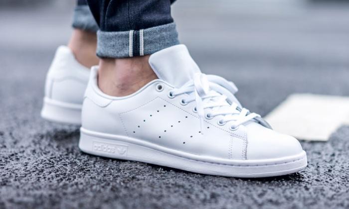 Đây là đôi giày chưa bao giờ biết