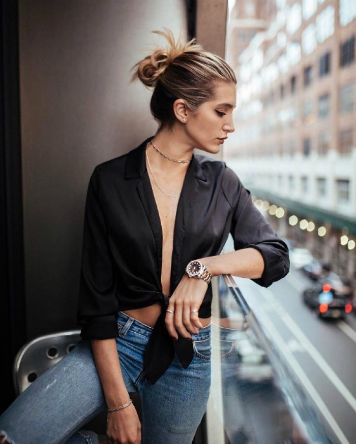 10 kiểu đồ chứng minh 'ngực càng phẳng, mặc càng đẹp'