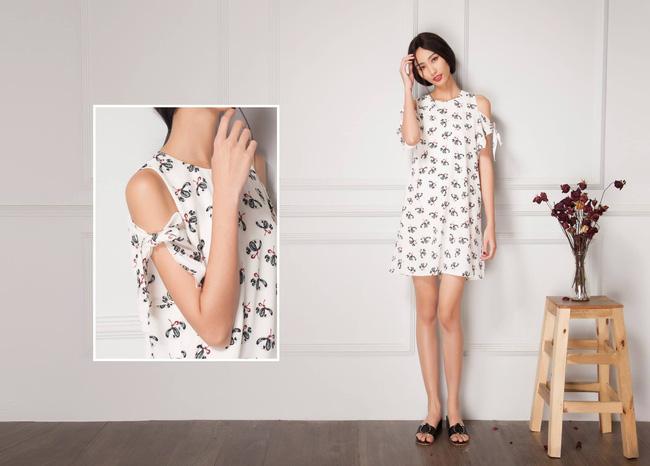 """Cực kì nhiều váy hoa """"made in VN"""" giá dưới 800 ngàn đồng để các nàng thỏa thích điệu cùng nắng"""