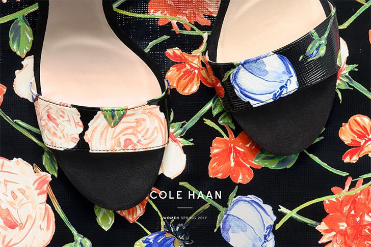 Cole Haan Garden State - BTS Ngôn ngữ loài hoa xuân hè 2017