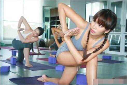Yoga, đam mê