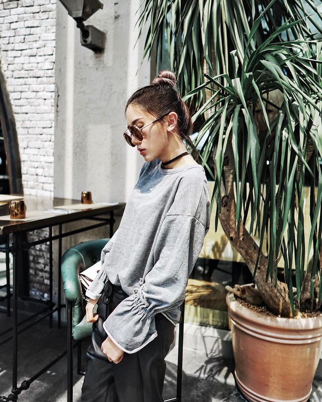 Street style quý cô châu Á: Diện đơn giản mà chất thế này thì nàng nào cũng muốn bắt chước theo