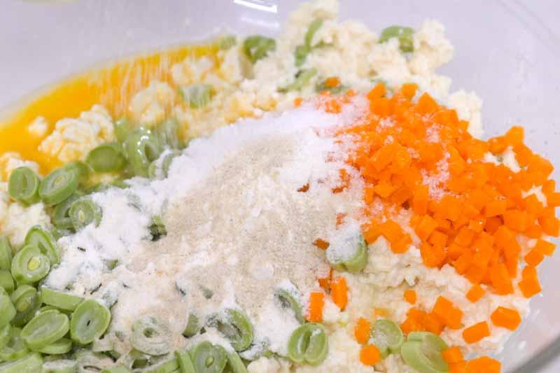 Muốn ăn ngon mà không tốn nhiều tiền thì hãy làm ngay món chả đậu phụ rau củ này