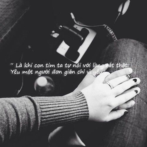 Hãy để em là người cuối cùng của cuộc đời anh...
