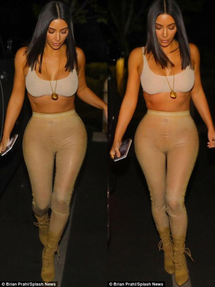Giảm cân thành công, body gợi cảm của Kim giờ khiến Kylie cũng phải ghen tị! - Ảnh 6.