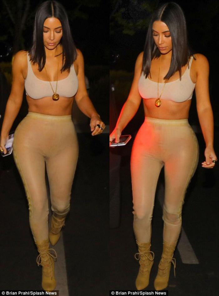 Giảm cân thành công, body gợi cảm của Kim giờ khiến Kylie cũng phải ghen tị! - Ảnh 5.