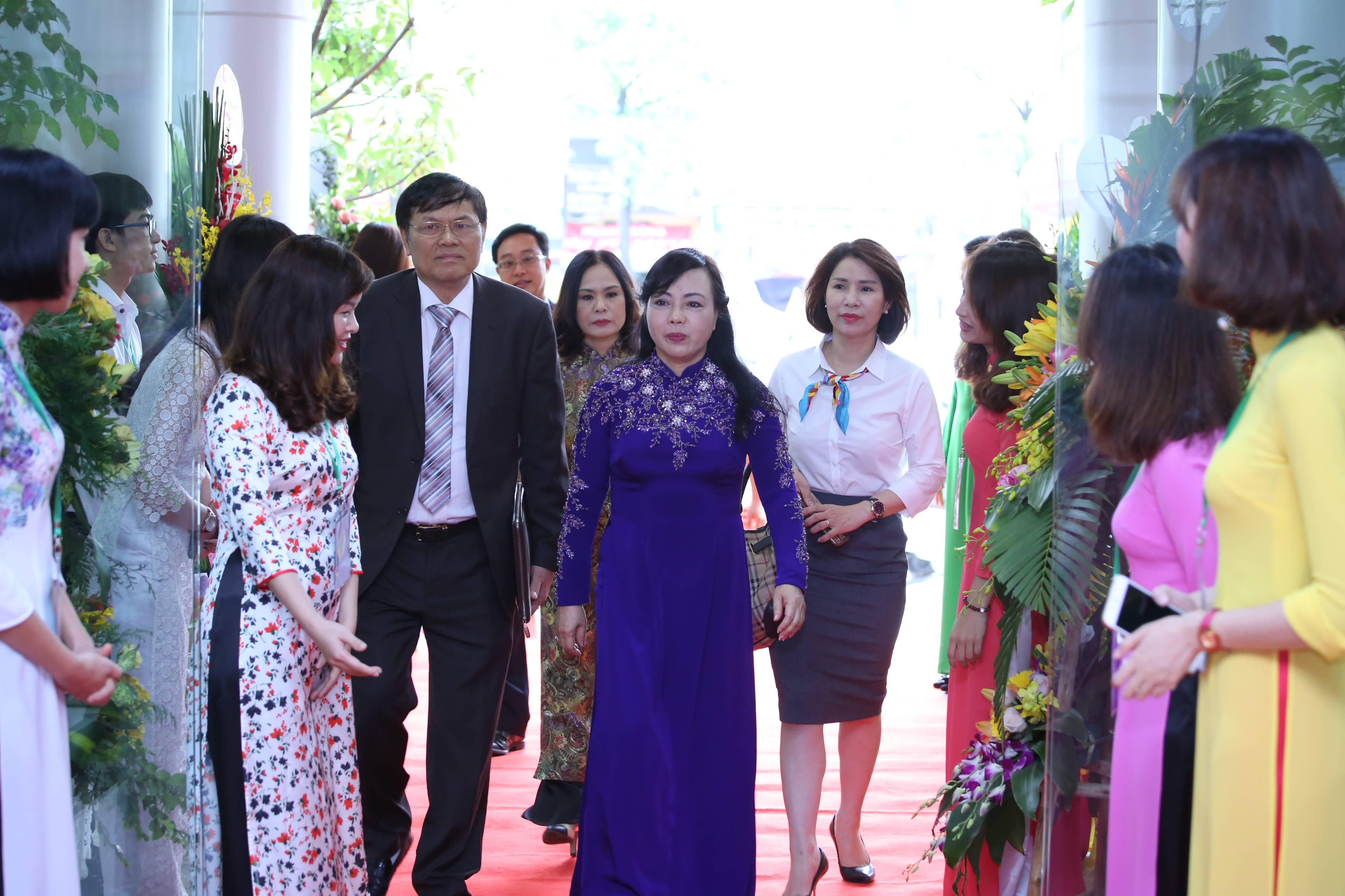 Khai trương Bệnh viện Mắt Hà Nội 2